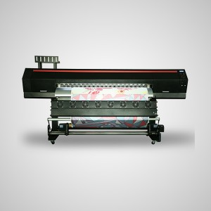 Storformatsublimeringsprinter med Epson 5113 printhoved