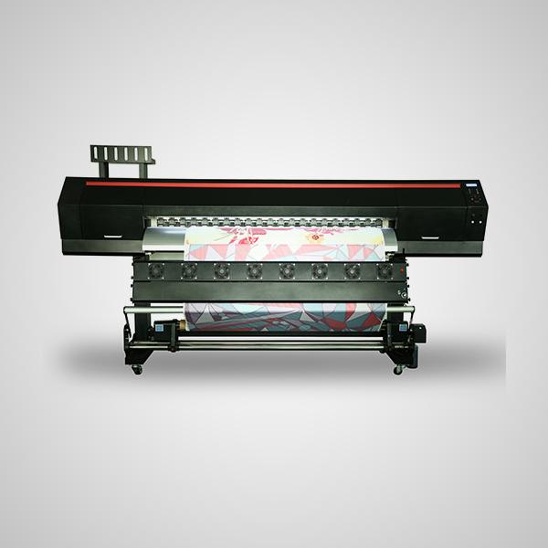 Storformatsublimeringsprinter med Epson 5113-printhoved valgt billede