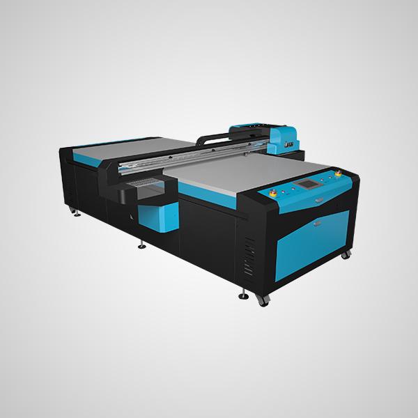 Profesionalna 5-bojana DX7 glava 3D ispis na staklu Istaknuta slika