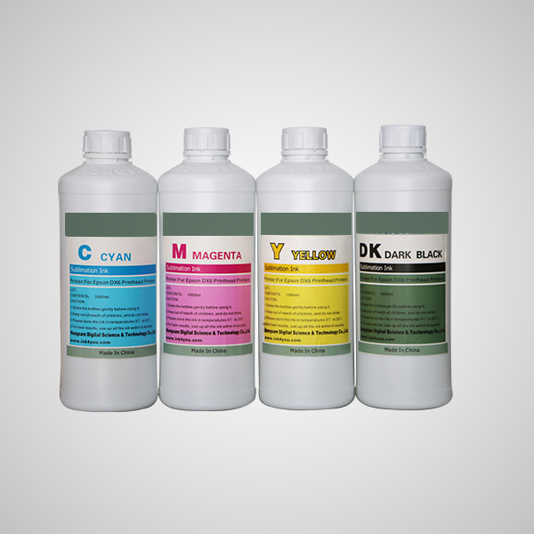 Dye Digital Textile Printing Sublimation Ink Featured Image