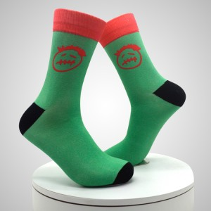 360 Degree 3d Women Socks Sublimation 3d printing short girls socks