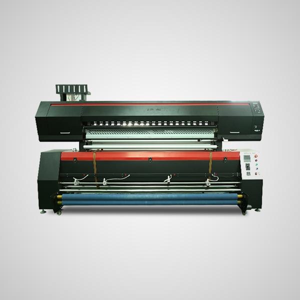 Impressora Direct Flag Máquina de impressão de bandeiras mais popular na China Imagem em destaque