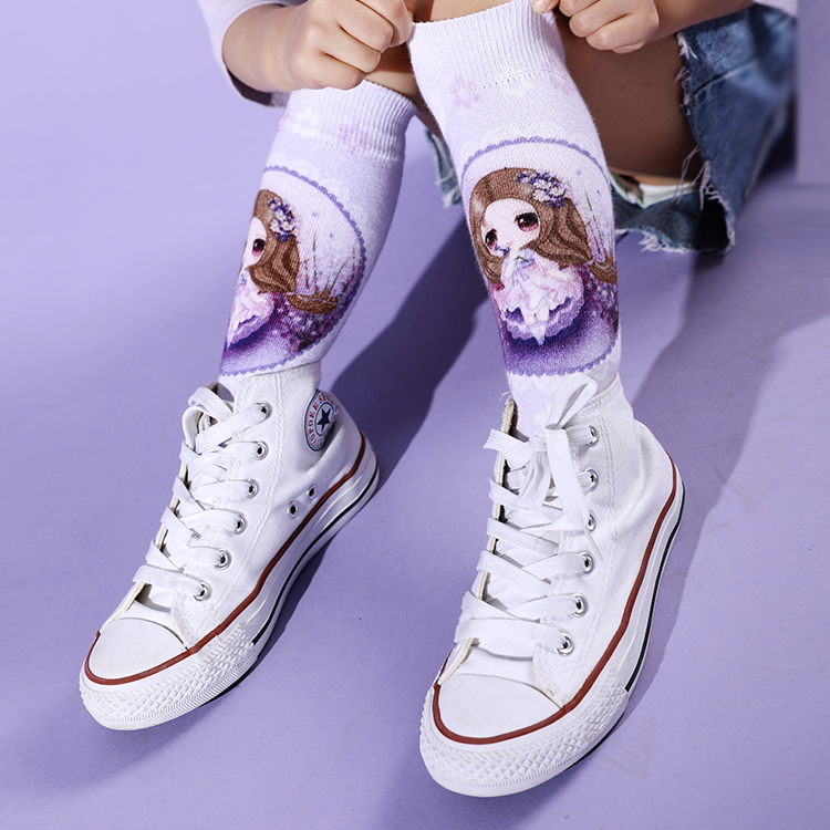 Fashion kids DIGITAL PRINTED SOCKS Featured Image