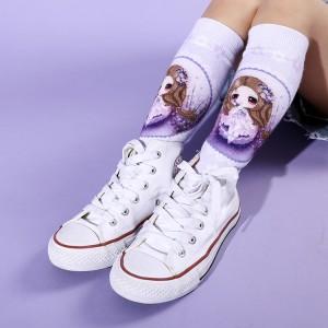 Fashion kids DIGITAL PRINTED SOCKS