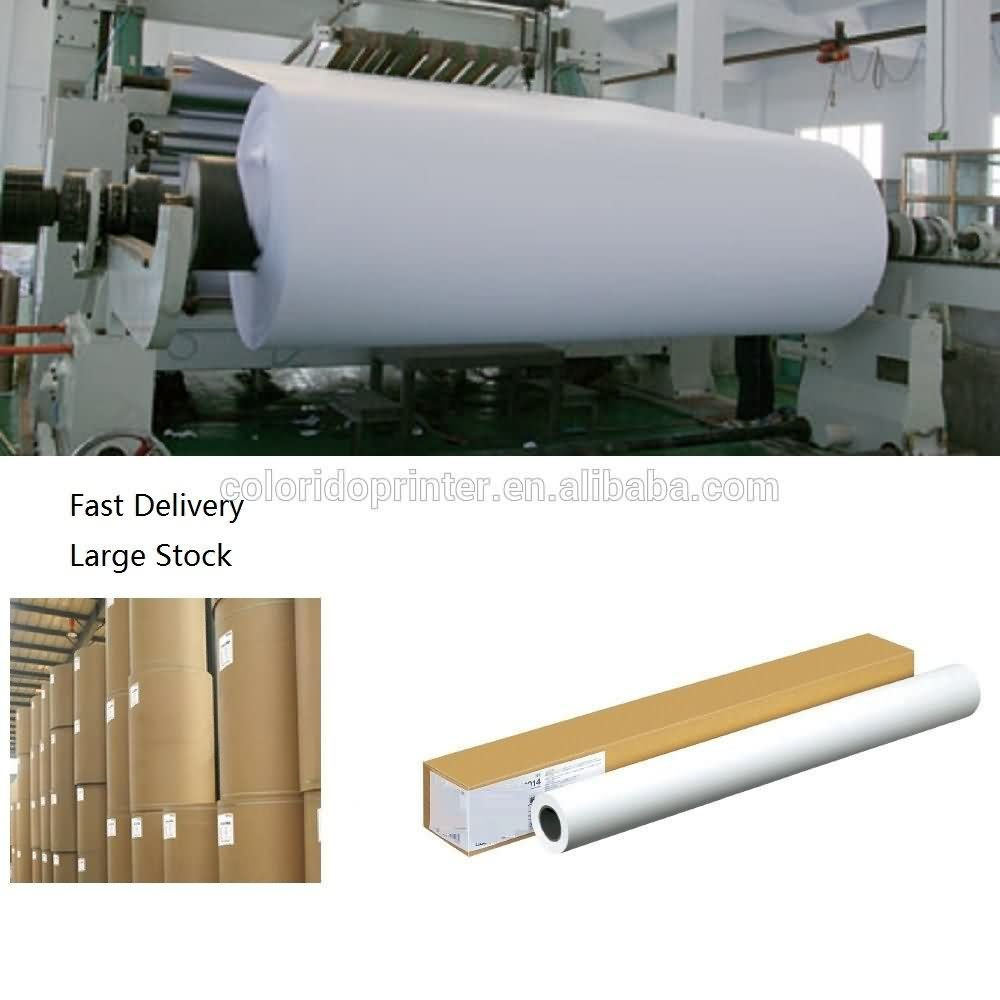 18 Years manufacturer 100g Quick-Drying Sublimation Paper For Textiles A3 for Romania Factories detail pictures