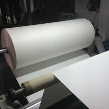 Hot sale Factory 100g quick dyring sublimation paper for digital polyster printing Export to Afghanistan