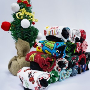 3D Printed 360 seamless Custom Crew Socks Wholesale sublimation Harajuku Kawaii Funny Cotton Socks Women Cute Vintage tube Sock