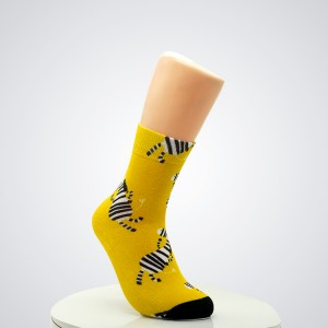 Fashion Design 3d printed socks Men Women 3D Socks Sublimation Custom Printed Socks