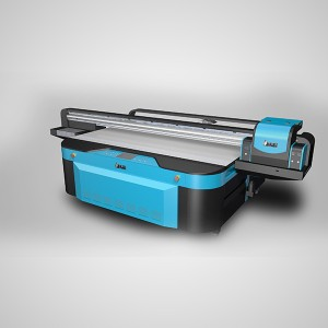 UV2513 Grootformaat printen Flatbed Led UV-printer