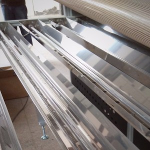 Functional 2000mm Roll To Roll And Flatbed Sublimation Heater