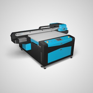 Висококачествен 3D керамичен акрилен стъклен UV принтер