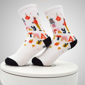 Crew Men Dress Compression Socks Cotton Colorful, Socks For Men