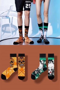 Christmas Compression Socks Men, Mens Design Socks