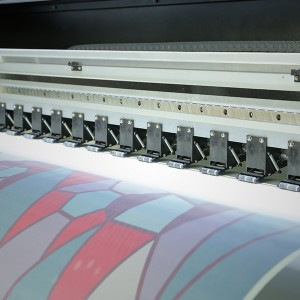 Direct Flag Printer Most Popular Flag Printing Machine in China