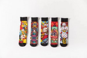 Spring Wholesale New Design Black Trendy Men'S Socks , Socks Men Fashion