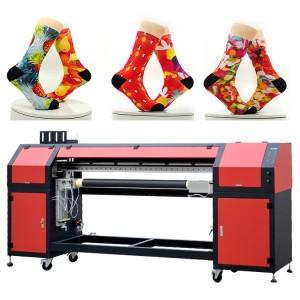 Professional Manufacturer Supplier Socks Ribbon Printer
