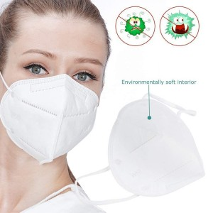 High Quality Disposable KN95/N95/FFP1/FFP2/FFP3 Safety Respirator Mask Protective Dust Mask