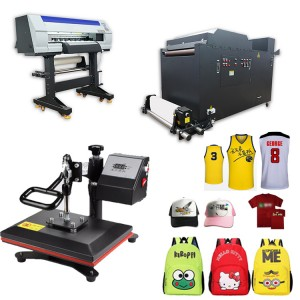 2021 Hot Sale Print Dtf Pet Film Machin Heat Transfer DTF Printer Film Digital Printer