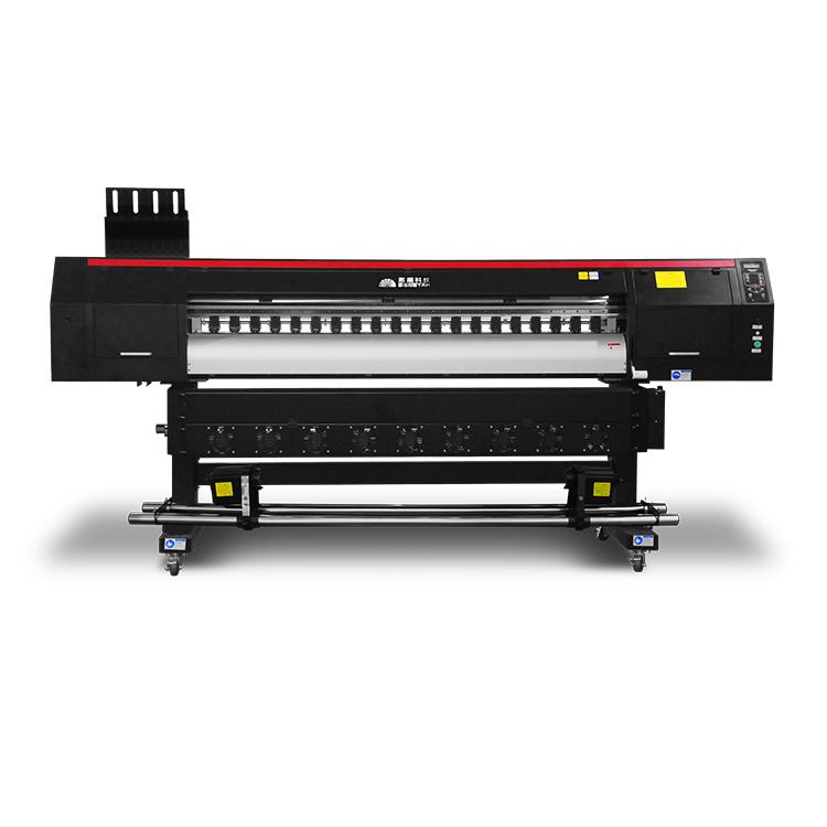 Impressora profissional de impressão de sublimação 3D de papel de grande formato, impressora térmica de sublimação Imagem em destaque