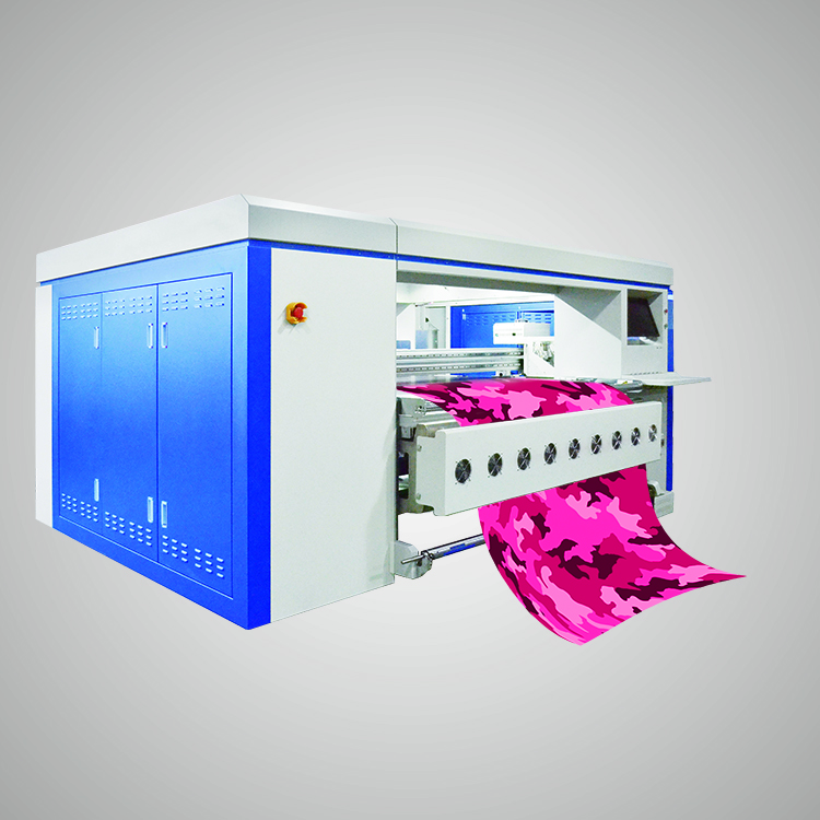 Belt Type Industrial Digital Textile Printer Direct Printing for Fabrics Featured Image
