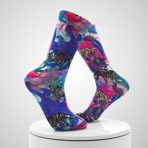Sublimation 3d Custom Print Soccer Socks