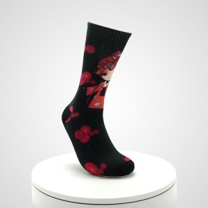 Nonslip Winter Warm Women Teen Tube Socks