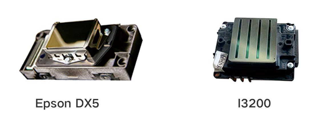 DX5 printer head