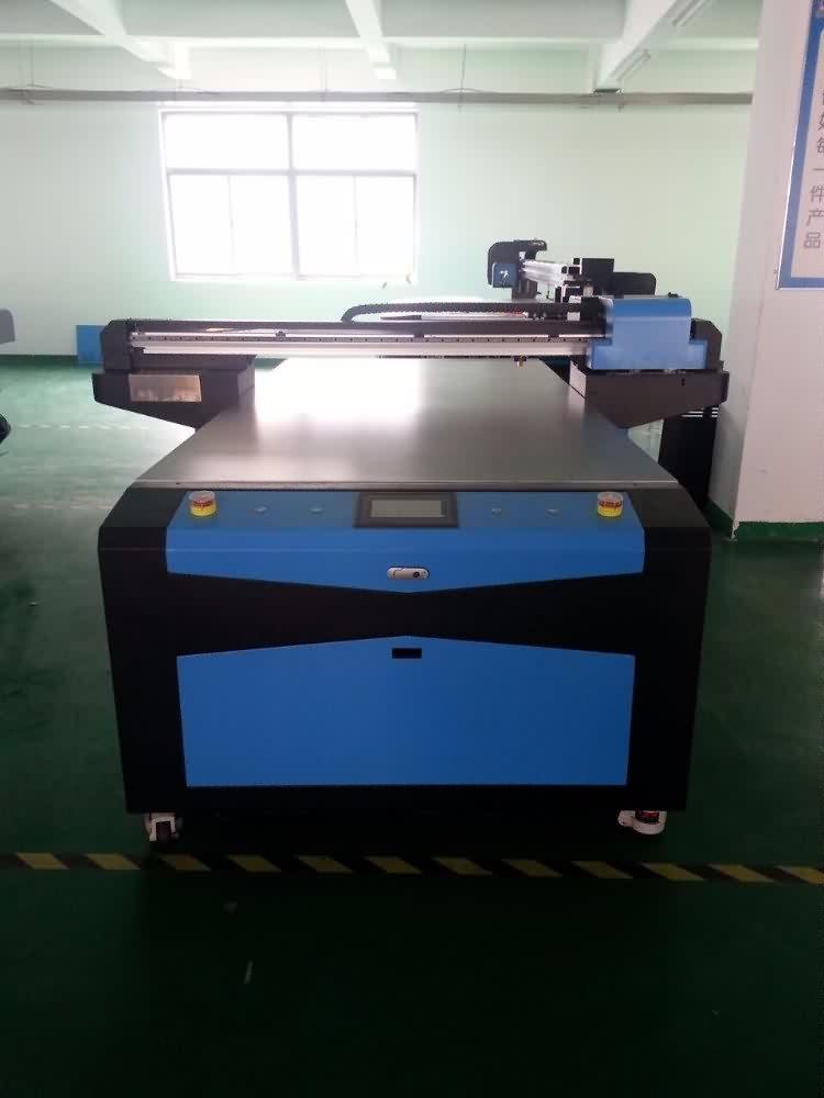 Best Quality Flatbed UV DIGITAL INKJET PRINTER CO-UV1325