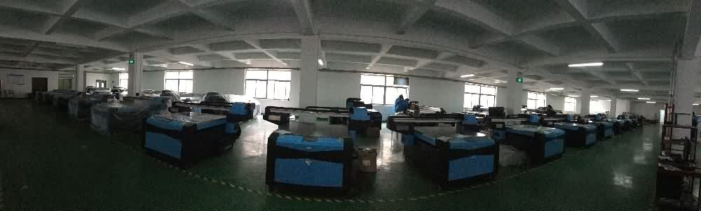 2 Years\' Warranty for CE Certificated UV FLATBED PRINTER,CO-UV1325 for Honduras Factories