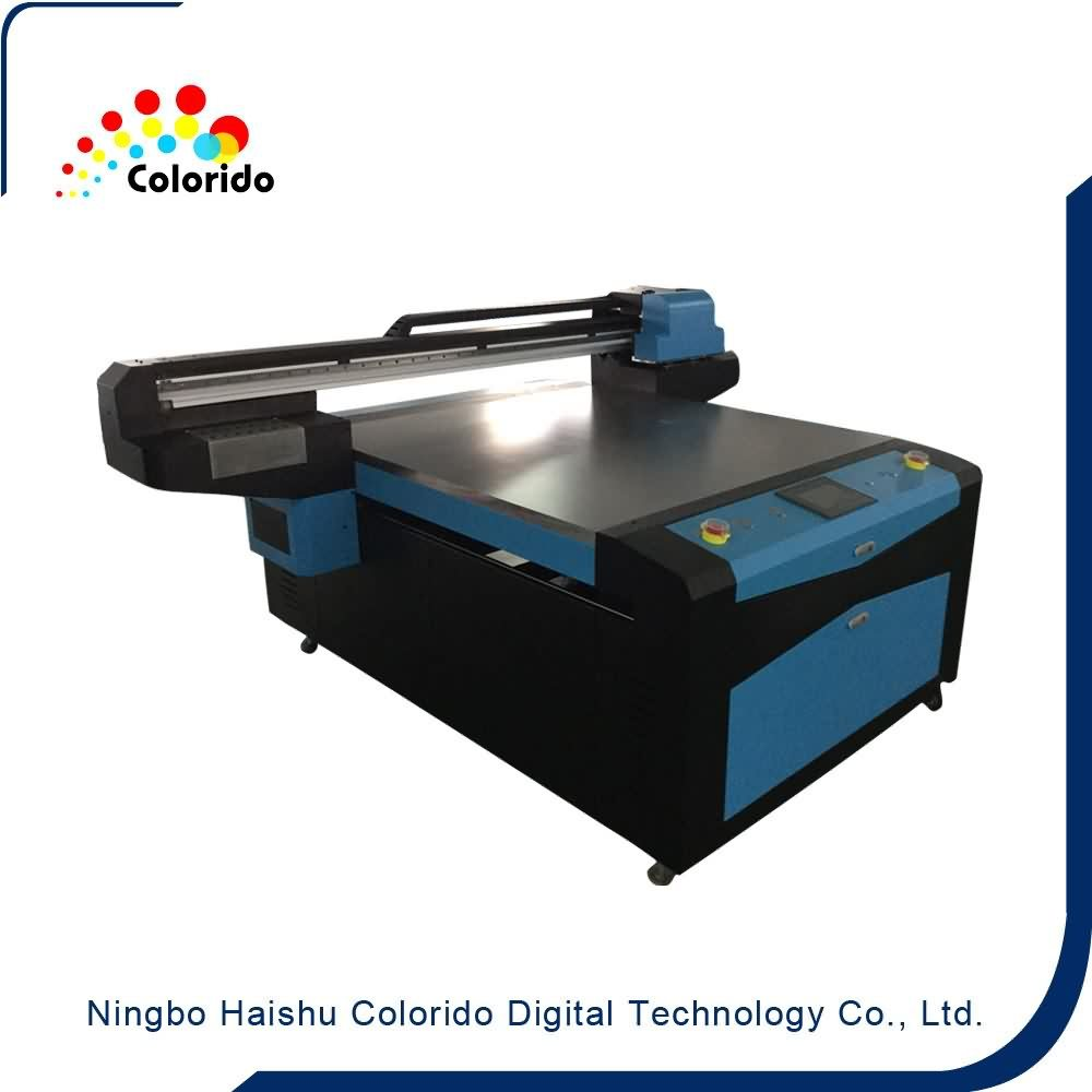 Discount wholesale CO-UV1313 UV FLATBED PRINTER for PVC ceiling Board Supply to Kenya