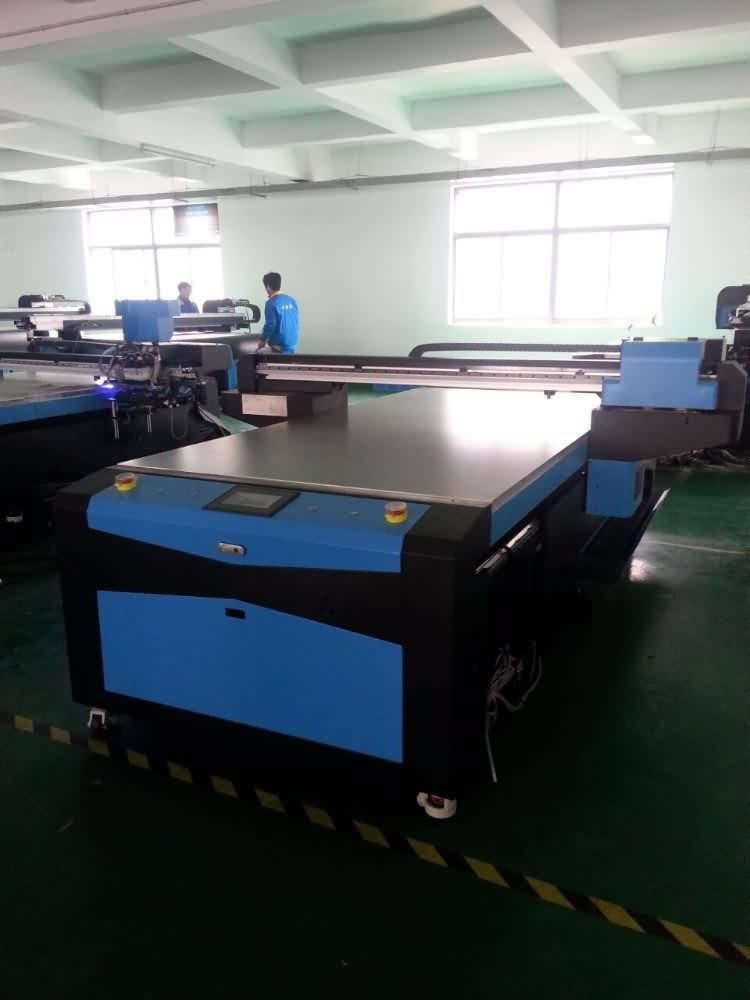 Factory directly supply CO-UV1325 UV LED FLATBED PRINTER Export to Pakistan
