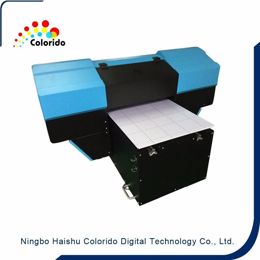 Factory For Colorido UV4590 flatbed mobile case printing machine to Cannes Manufacturers