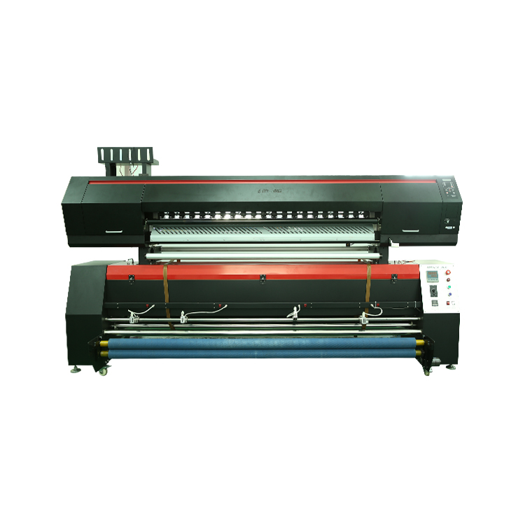DTG Textile Printer detail pictures