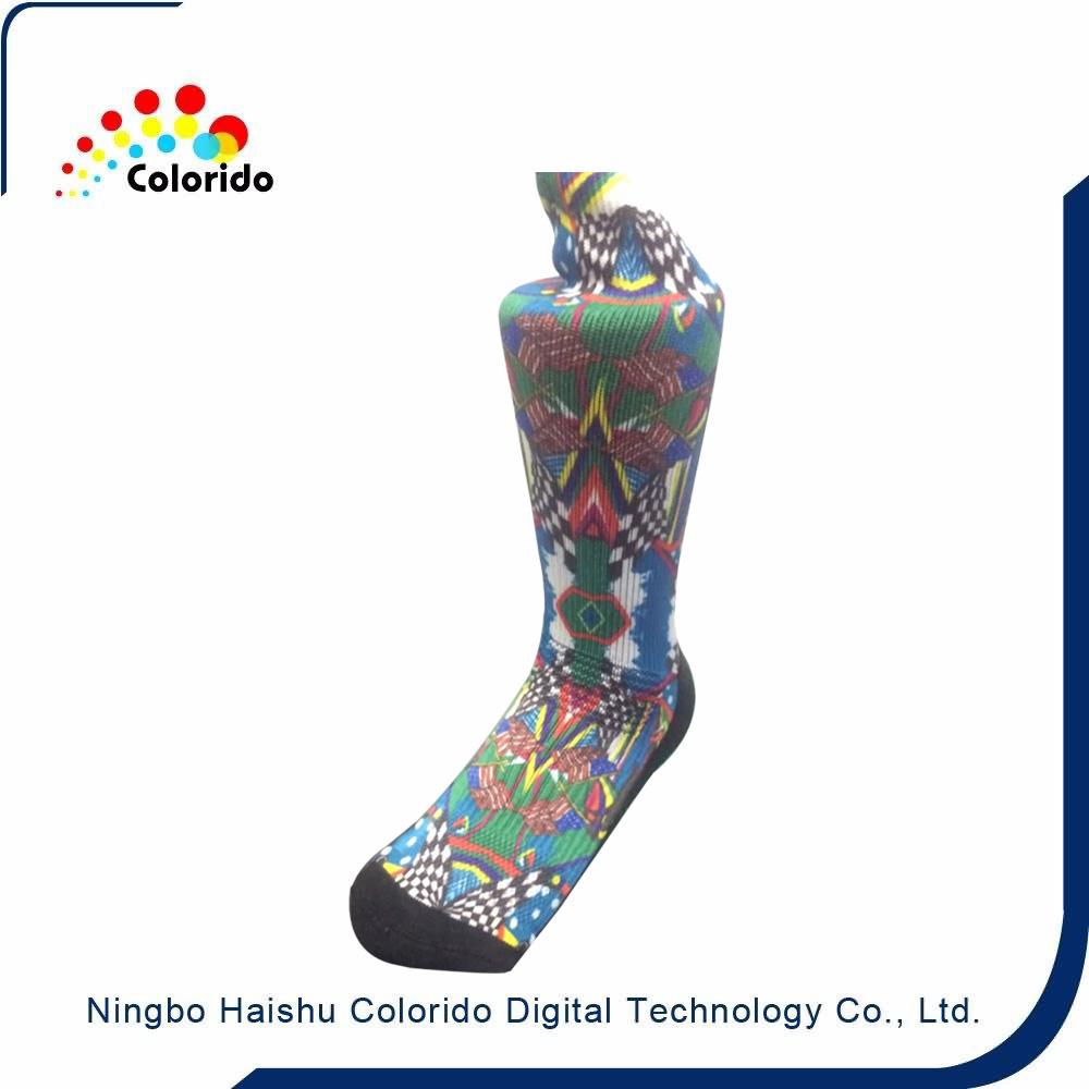 Diverso stampante calzini dimensioni per tutti i tessuti tipi
