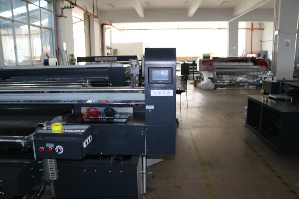 29 Years Factory Digital inkjet Belt System Textile Printer with repairable Star fire print head for Portugal Manufacturer