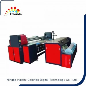 Digital printing of home textile printer localization printing machine