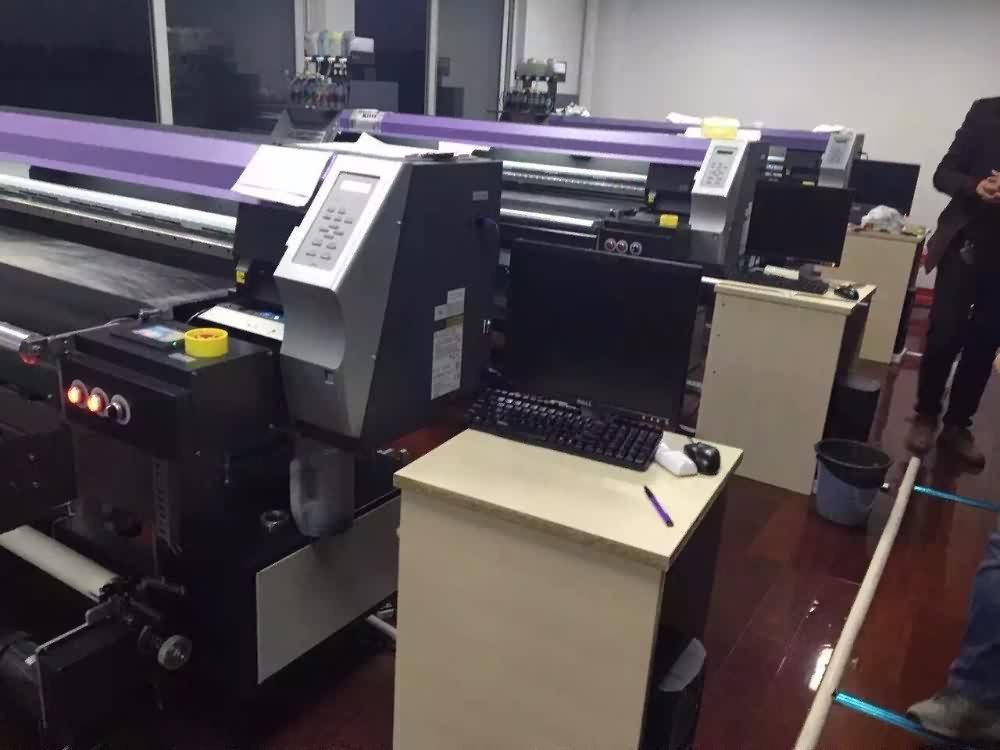 DX5 head belt textile printer directly on all kinds fabrics