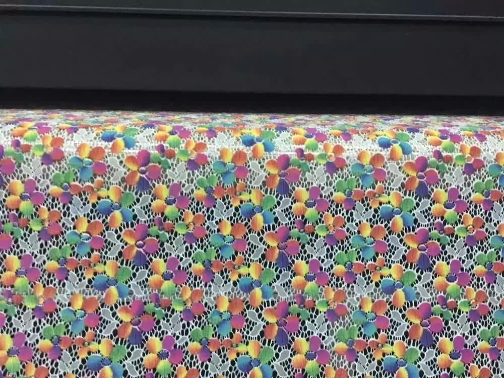 Economical Star fire head digital inkjet textile clothing printer