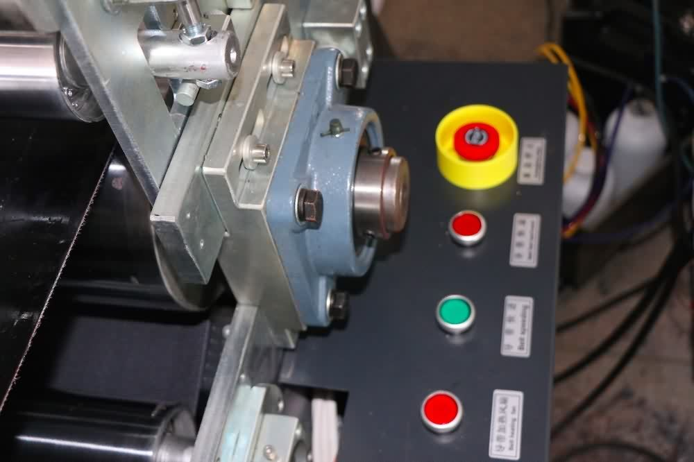 Fast Speed Industrial Starfire Print Heads Digital Belt Textile Printer detail pictures