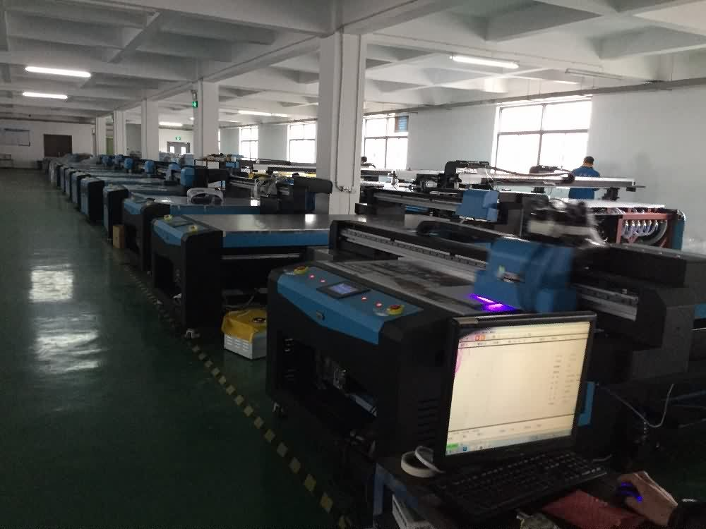 Chinese wholesale Flatbed UV Printer for Large Format