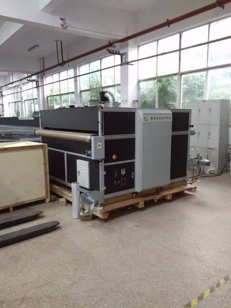 Cheapest Factory Functional 2000mm Roll to roll and flatbed Sublimation heater to Lithuania Manufacturer