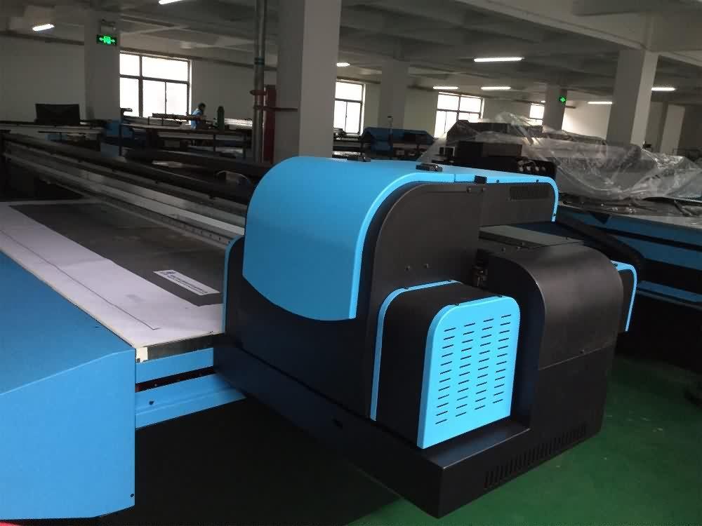 Manufacturer for Glass UV flatbed printer, Colorido UV2513 Flatbed printer UV for Juventus Factory