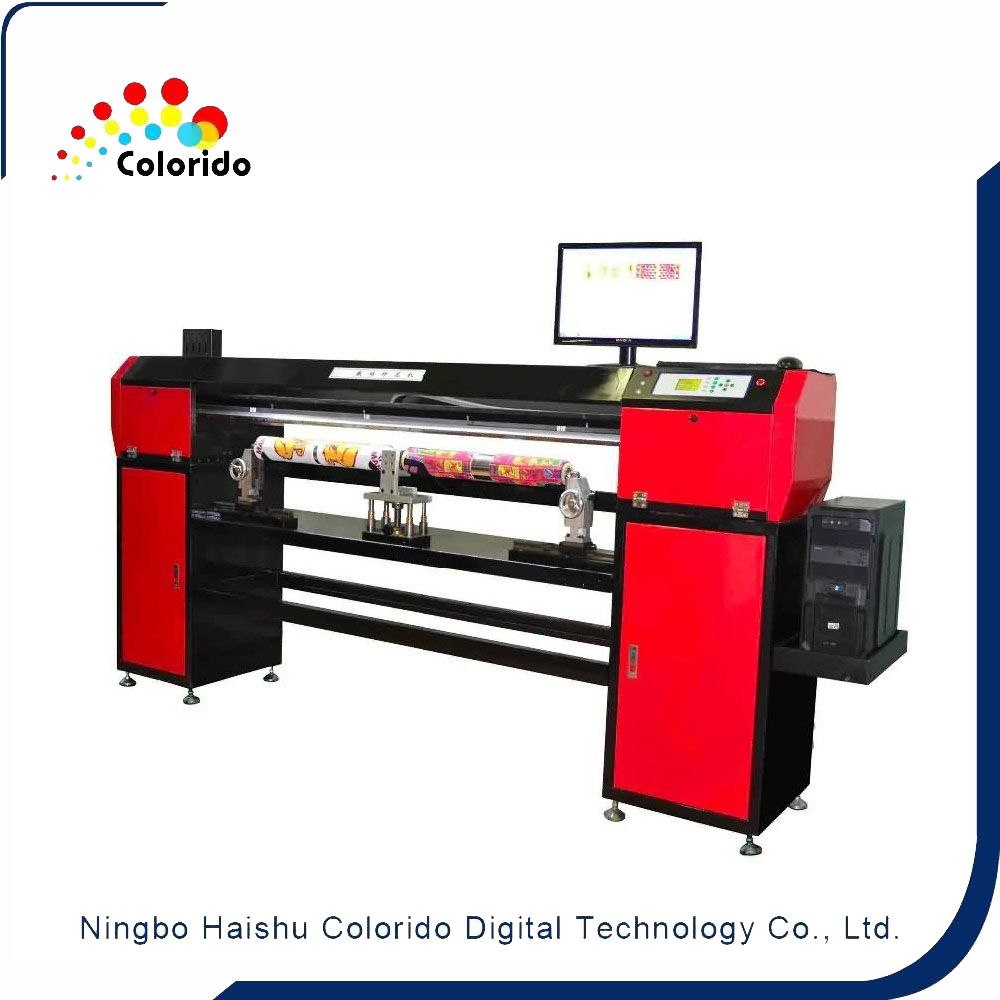 High efficiency seamless Digital Textile socks Printer