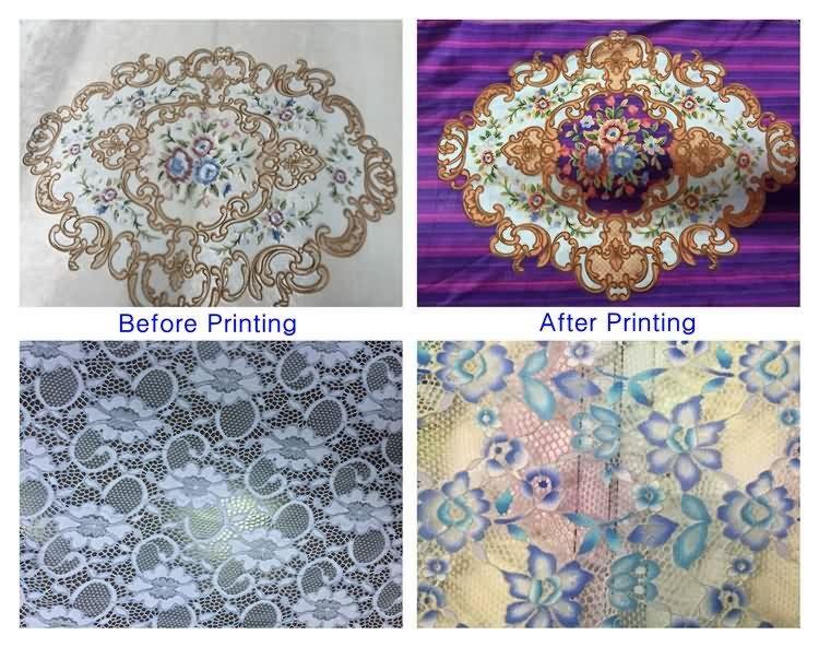high quality digital jacquard fabric printer