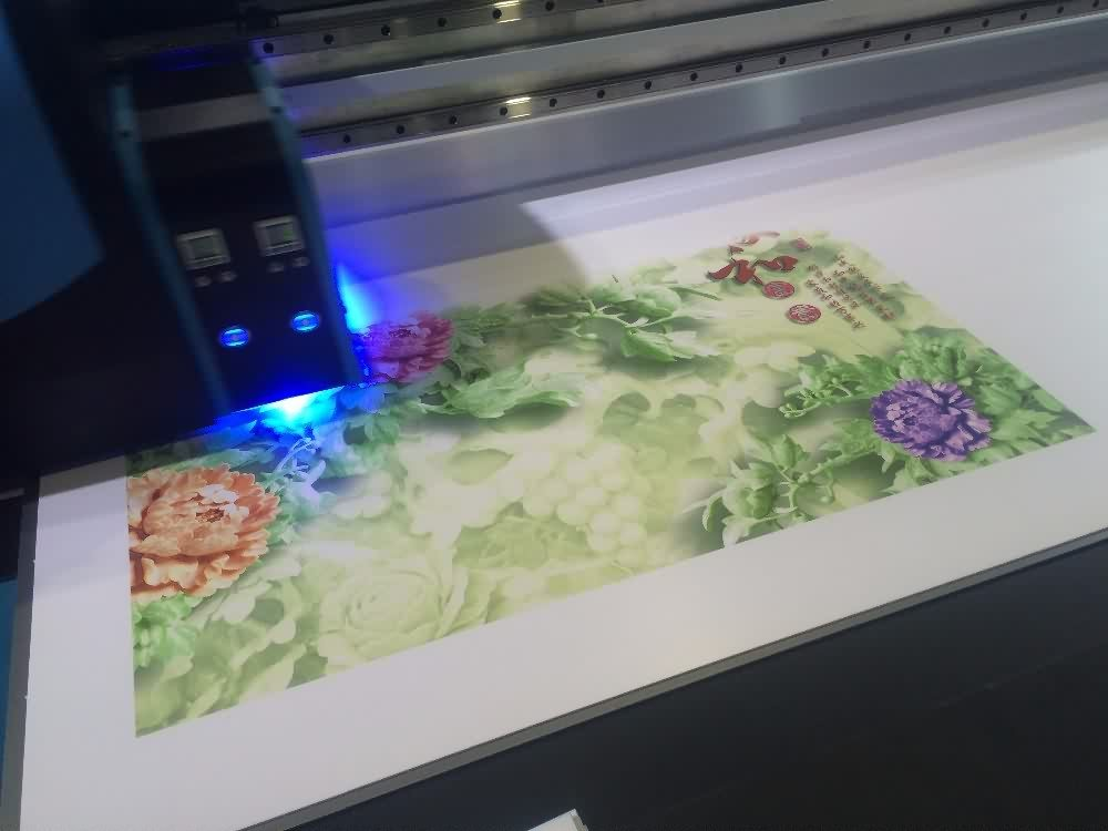 Fixed Competitive Price High Speed high quality UV2513 Flatbed Printer, UV printer to Ottawa Manufacturer