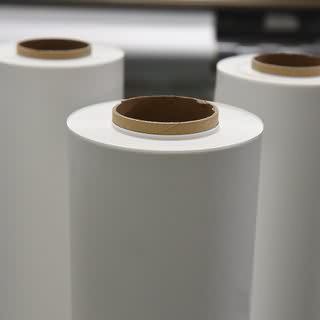 Competitive Price for high transfer rate 140gsm 54inch 100m per roll sublimation transfer paper to Cyprus Factory