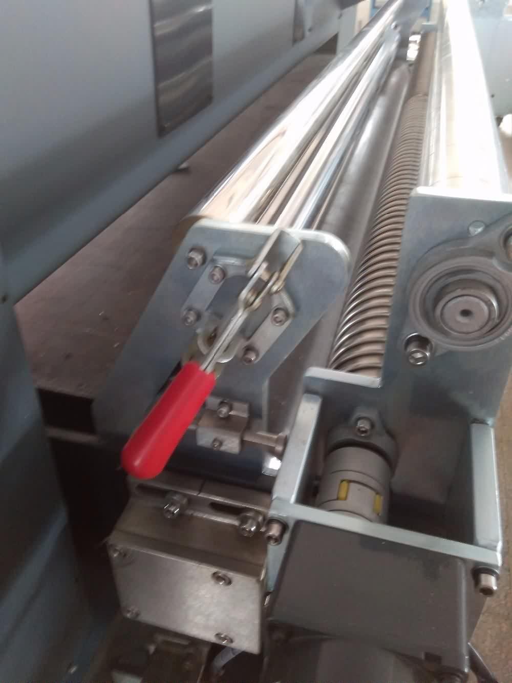 impresora textile belt type fabric printing machine with DX5 head