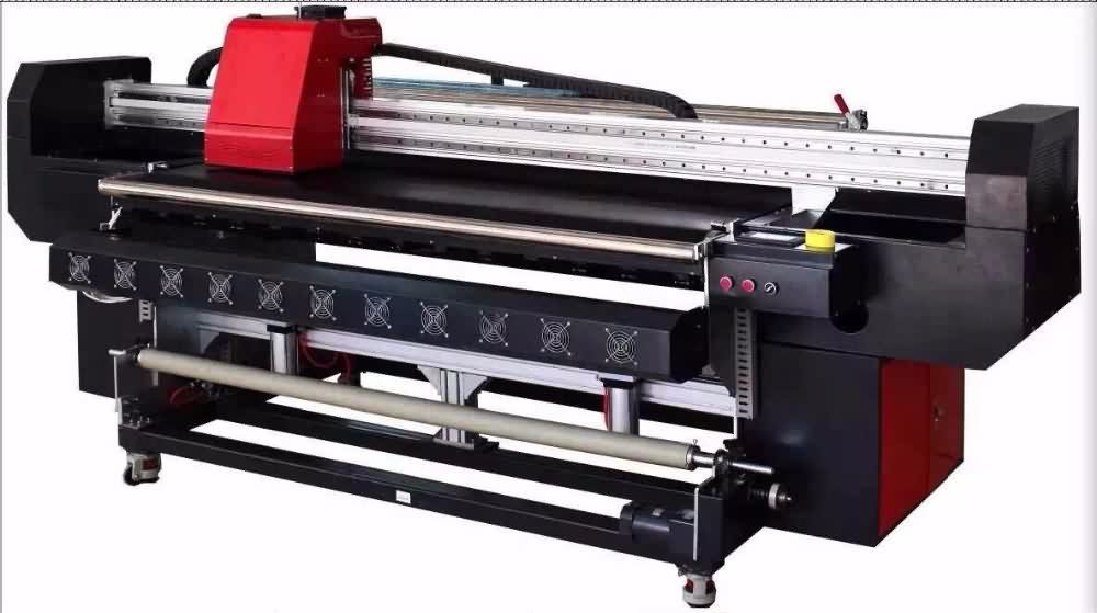 25 Years Factory Industrial belt type textile fabric printer with starfire heads to South Korea Factory