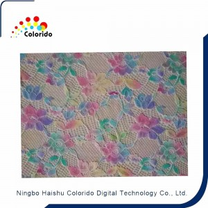 Location precisely printing equipment digital fabric printer