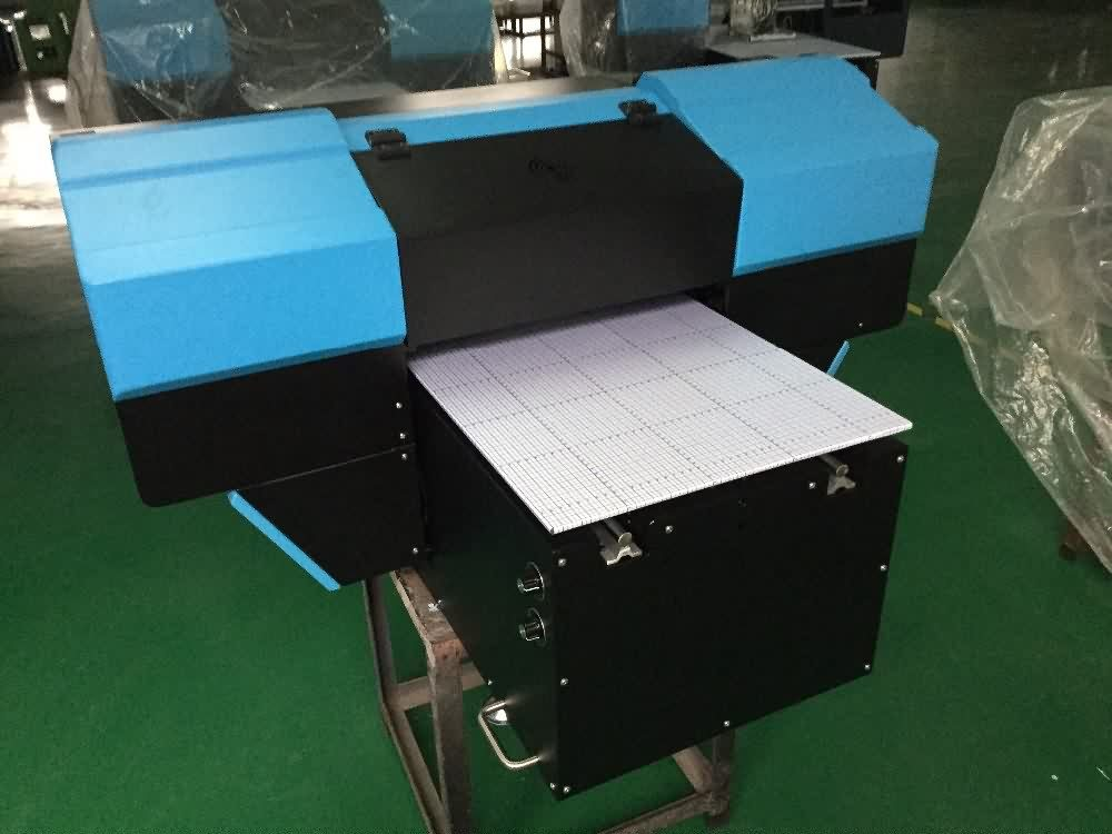 15 Years manufacturer Mini Desktop 450*900mm UV FLATBED PRINTER for Monaco Factories